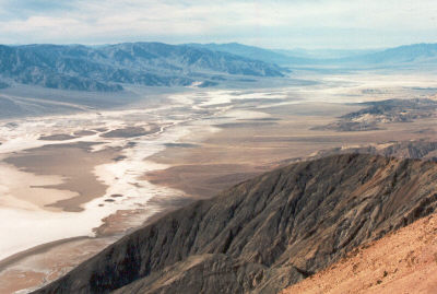 Death Valley, Dantes View