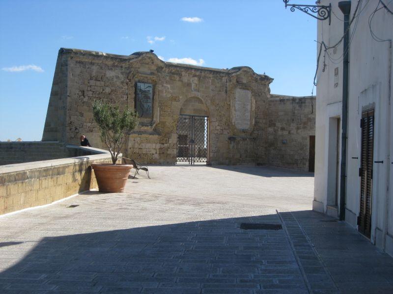 In der Altstadt von Bari