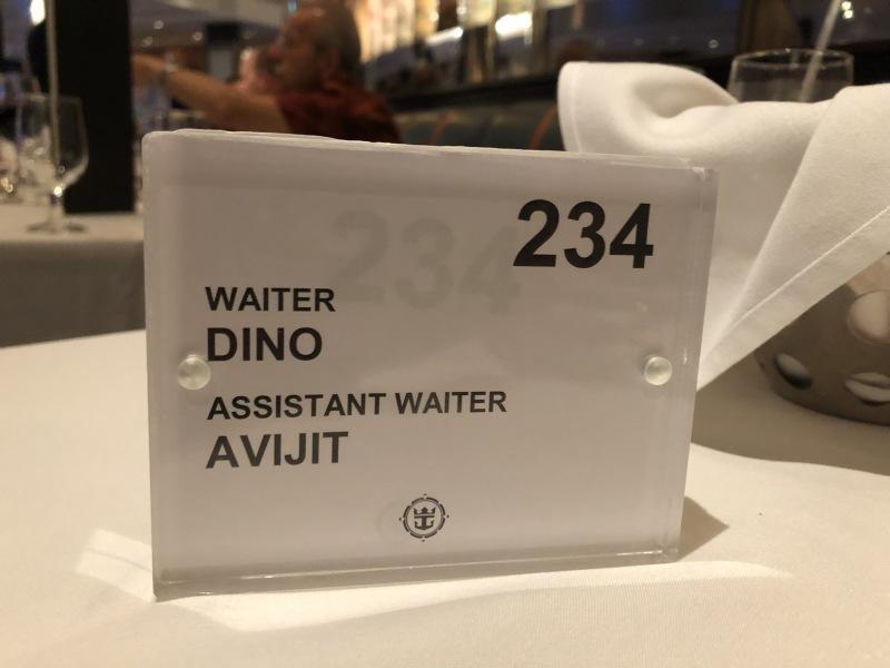 Allure Waiter